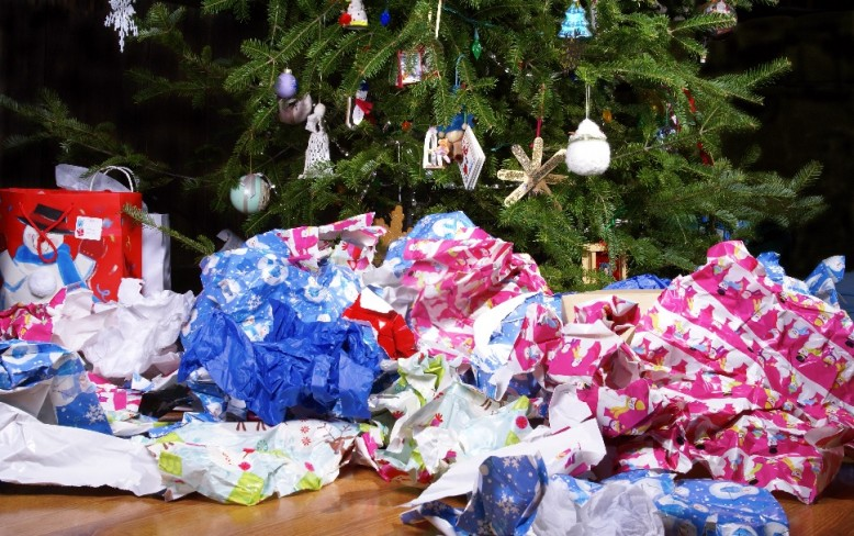 Recycling your Christmas rubbish