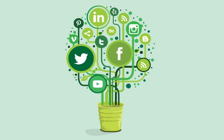 Social networks - Green or not?