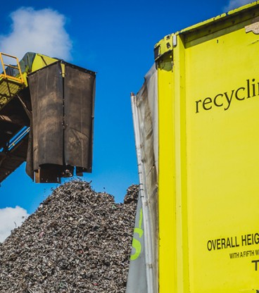 Recycling Lives completes acquisition of Metal & Waste Recycling