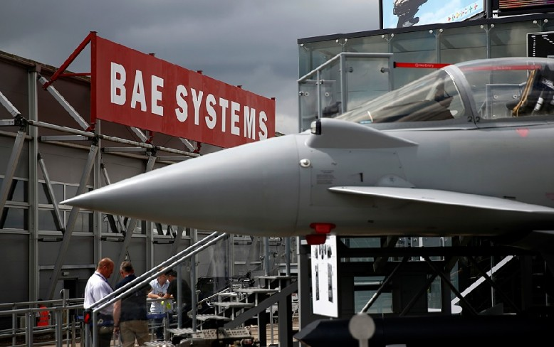 Recycling Lives & BAE systems shortlisted for another award