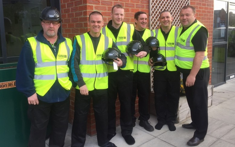 PPE donation boost for Recycling Lives' residents