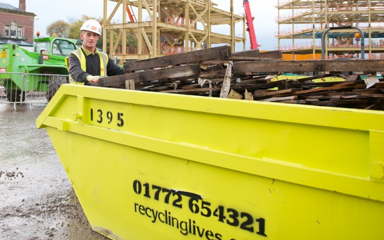 Recycling Lives acquires City Skips and recycling business