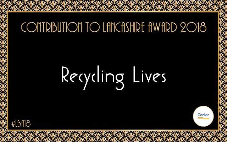 Recycling Lives' double award-winning contribution to communities