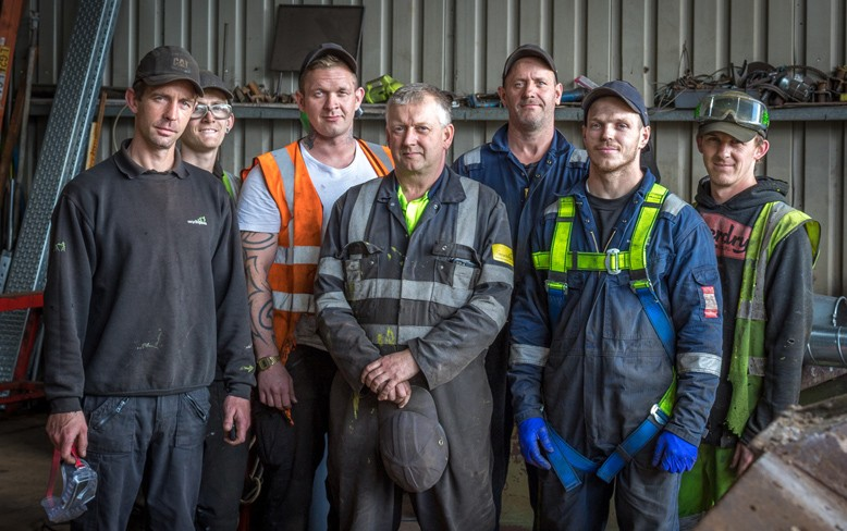 Recycling Lives' employee of the year announced