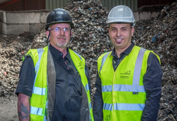 Recycling Lives engineer creates Energy from Waste