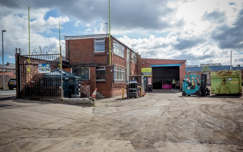 Recycling Lives opens new site in Bury