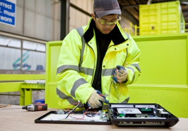 "Recycling Lives' ""impressive"" rehabilitation programme praised by prisons minister"