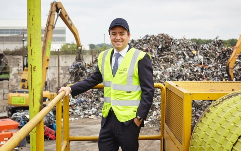 Recycling Lives recognised in national business league table