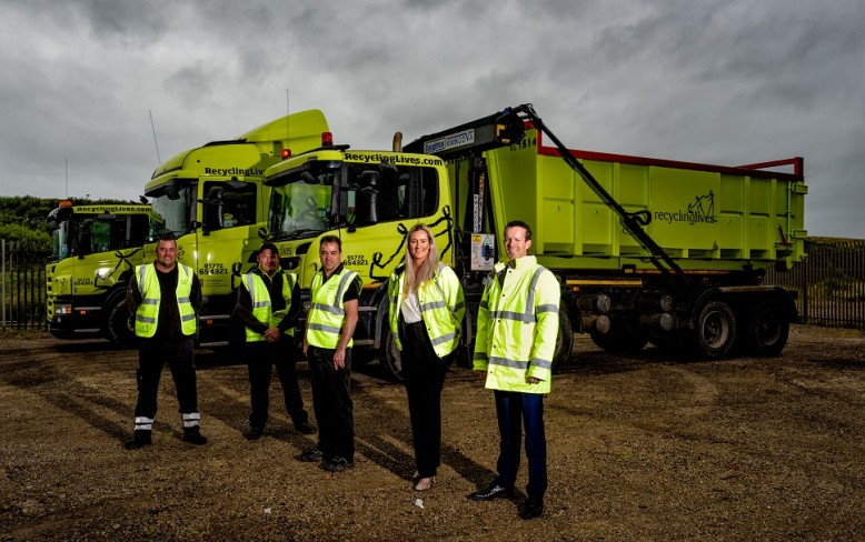 Recycling Lives secures Sellafield contract