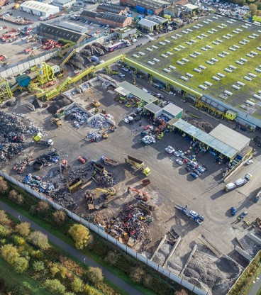 Update: Fire at Recycling Park