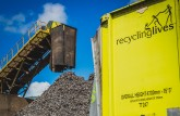 Update: Recycling Lives acquires Metal & Waste Recycling