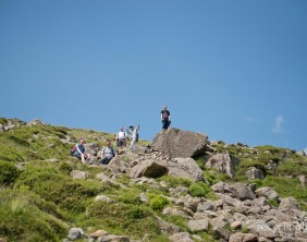Charity residents walk Dungeon Ghyll to Pavey Ark 17