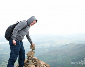 Charity residents walk Dungeon Ghyll to Pavey Ark 24