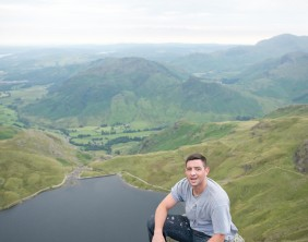 Charity residents walk Dungeon Ghyll to Pavey Ark 28