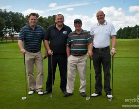 Recycling Lives 2012 Charity Golf Day