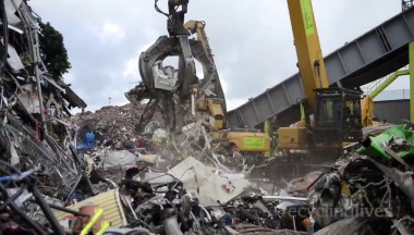 An overview of Recycling Lives' Commercial Operations