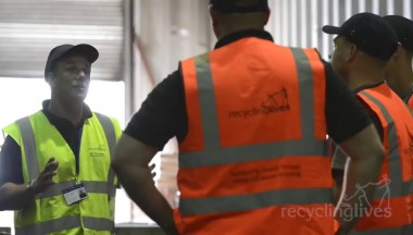 Recycling Lives' Secure Destruction Facilities