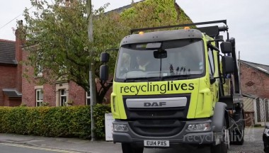 Recycling Lives' Skip Hire and Waste Management